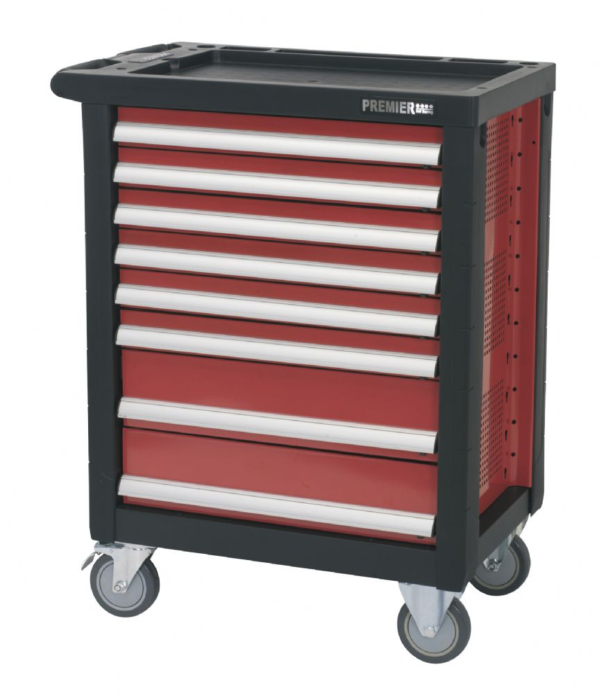 Rollcab 8 Drawer with Ball Bearing Runners